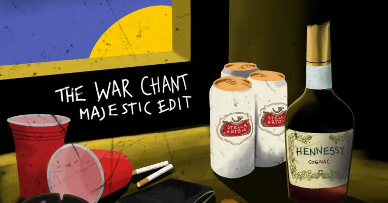 Chiedu Oraka - The War Chant - Majestic Edit