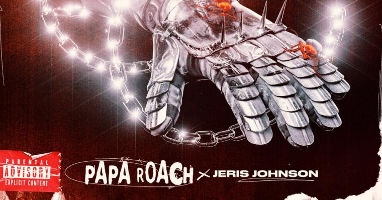 """Papa Roach x Jeris Johnson """"Last Resort (Reloaded)"""""""